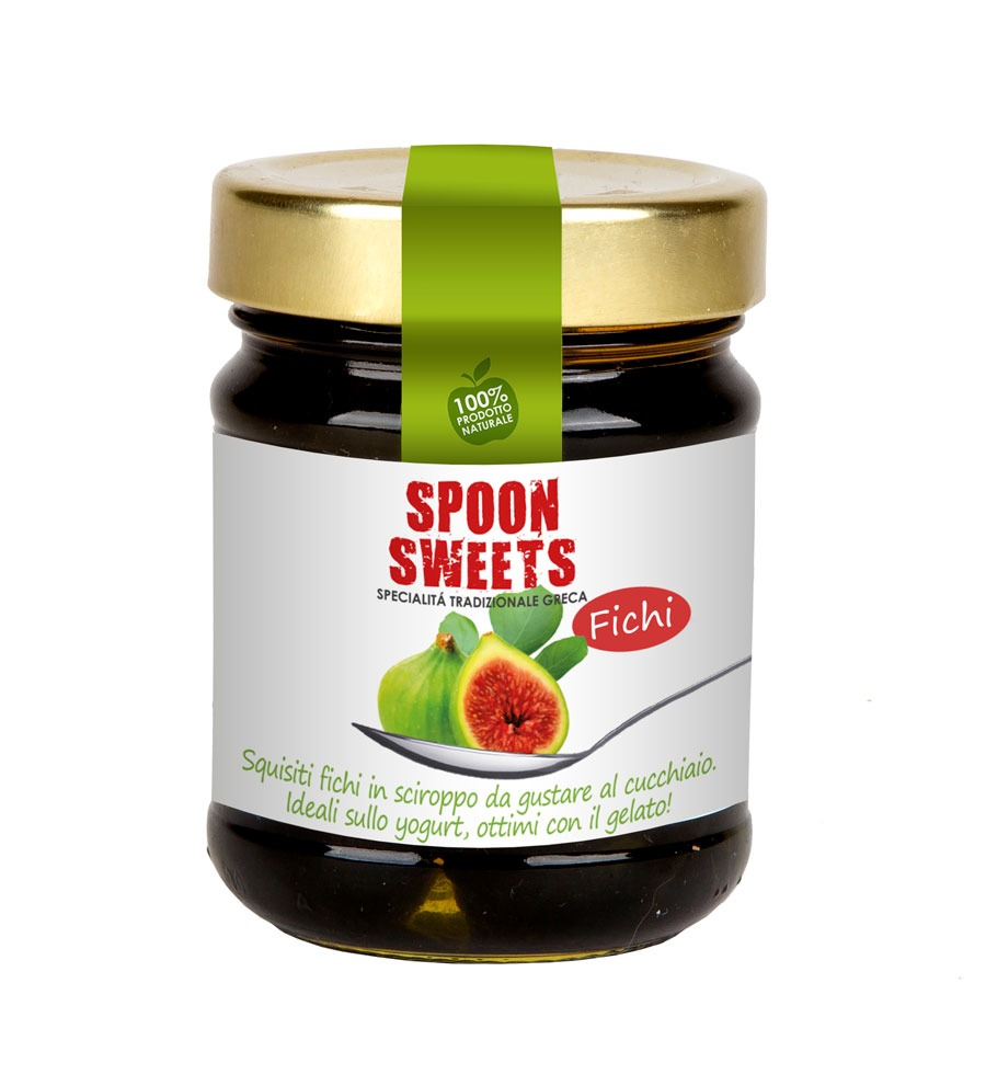 Spoon Sweets Fichi